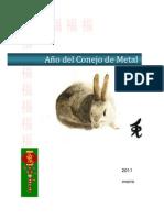 Vista  Guía Astrológica 2011