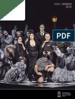 23 funciones componen la temporada de verano del Teatro Principal