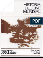 Historia Del Cine Mundial Georges Sadoul