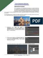 Curso Photoshop Elements Ficha 9. Ejercicios de Photoshop 2