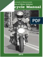 MA Motorcycle Manual