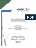 PROCESO CONSTRUCTIVO PILOTES, SARDINEL Y DEFENSA METÁLICA