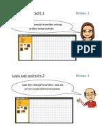 logic lab opdrachten 3