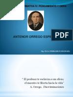 Antenor Orrego - Pensamiento y Obra