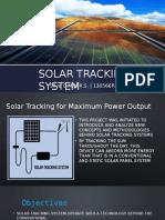 337438571 Solar Tracking System