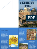 Historia de La Arquitectura Griega