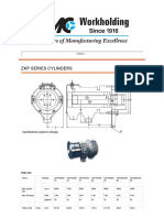 ZKP Series Cylinders