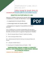 PORTARIA Nº 2.488, DE 21 DE OUTUBRO DE 2011.docx