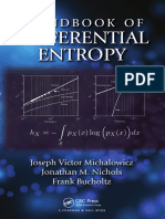 Joseph Victor Michalowicz, Jonathan M. Nichols, Frank Bucholtz - Handbook of Differential Entropy (2013, Chapman and Hall_CRC).pdf