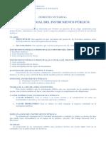 EL INSTRUMENTO PUBLICO NOTARIADO GUATEMALA