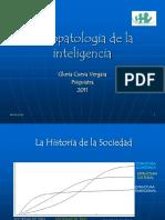 Clase 11_Psicopatologia de La Inteligencia
