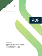 Desktop Pro 8.7 Installation Guide