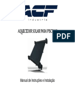 Manual Aquecimento Solar ACF 2 Edicao