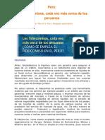 Peru Los Fideicomisos Cada Vez Mas Cerca de Los Peruanos Como Se Emplea El Fideicomiso en El Peru Por Angel Revata Vera Abogado Especialista