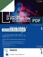eBook Profissional Industria 40