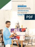 Brochure Bajaj LongLife