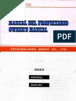 Suzuki Manual de Propietario