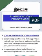 Planificacion y Actuaciones Preparatorias - May 2017 - 3 Horas