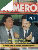 Edgard Romero Nava p Dios Los Cria y La Crisis Los Junta. Consecomercio y Conindutria - Portada Revista Numero 11.1989