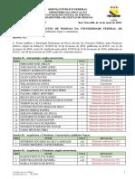 Edital 50-2019 - Resultado Preliminar da Prova Escrita Edital 11.pdf
