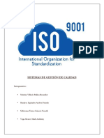 ISO 9001 Exposición