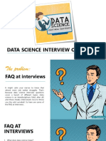 Data Science Interview Questions - 365 Questions