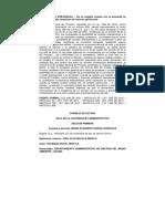 Concepto Del Consejo de Estado CONCILIACION PREJUDICIAL – No Es Exigible Cuando Con La Demanda Se Solicitan Medidas Cautelares de Carácter Patrimonial