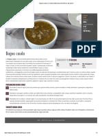 Bagna Cauda_ La Ricetta Tradizionale Piemontese _ Agrodolce