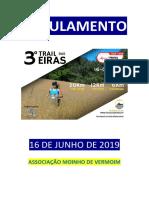 3 Trail Das Eiras - 16 Junho 2019