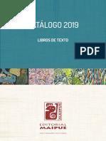 Catálogo Editorial Maipue Libros de Texto