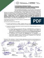 Licitación Pública Nacional para la Contratación de empresas Constructores para la Pavimentación de varios tramos de la Región Oriental, Cuarta Tanda