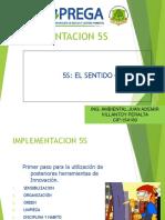 1-Implementación de Las 5 S en Seguridad