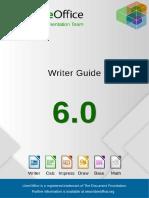 Manual Libre Office - Writer