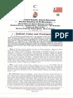 Micah Stanley Dey Judical Proclamation