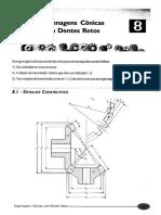 Engrenagens Conicas Dentes Retos-Sarkis