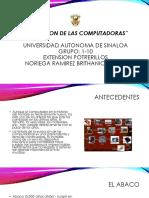 Evolucion de Las Computadoras-xare Noriega