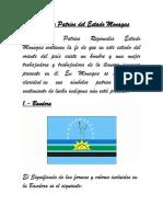 Símbolos Patrios Del Estado Monagas