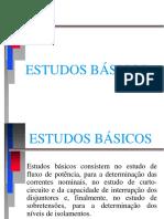 Estudos Básicos (sistemas elétricos)