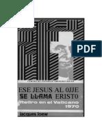 Ese Jesús al que se llama Cristo _ Jacques Loew.pdf