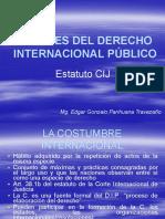 Derecho Internacional público .pptx