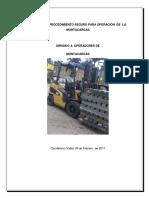 Procedimiento de T S Montacarga (002) (1)