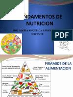 Fundamentos de Nutricion
