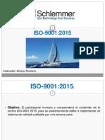 Curso ISO-9001:2015