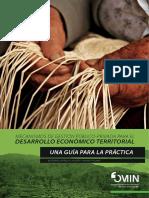 Mecanismos de Gestión Público Privada Para El Desarrollo Económico Territorial Una Guía Para La Práctica