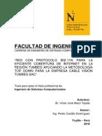 Maco Tejada, Victor José