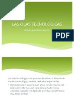 Las Olas Tecnologicas