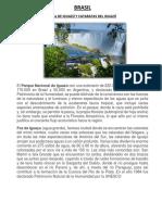 BRASIL Patrimonio Unesco