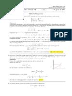 Corrección segundo parcial de cálculo III, lunes 3 junio de 2019