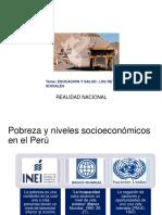 8va 2019 EFJ La Educación y La Salud. Los Retornos Sanitarios y Económicos y El Estado de Salud de La Población EXPOSIC 15 Mayo 19