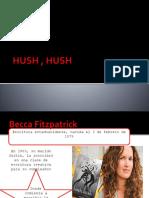 Contextualizacion Hush , Hush